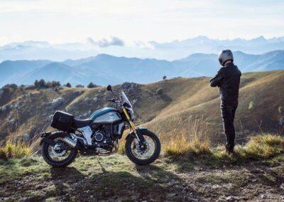 CFMOTO CLX 700 Adventure v přírodě