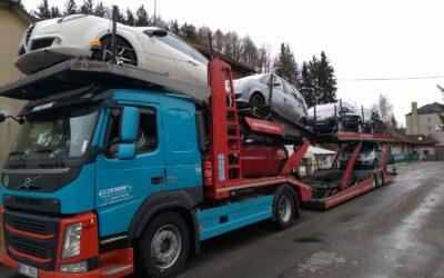 Dovezeme z Itálie a Švýcarska – únor 2020