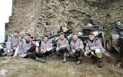 CFMOTO expedice Rumunsko 2015