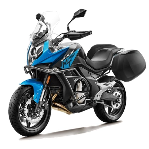 Ilustrační foto motorky CFMOTO 650MT