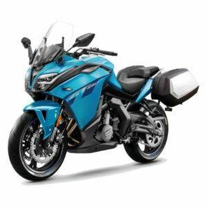 Ilustrační foto motorky CFMOTO 650GT