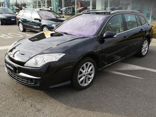 Auto Renault Laguna před dovozem do ČR