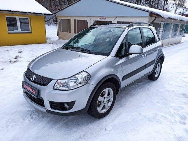 Suzuki SX4 ojeté auto na prodej