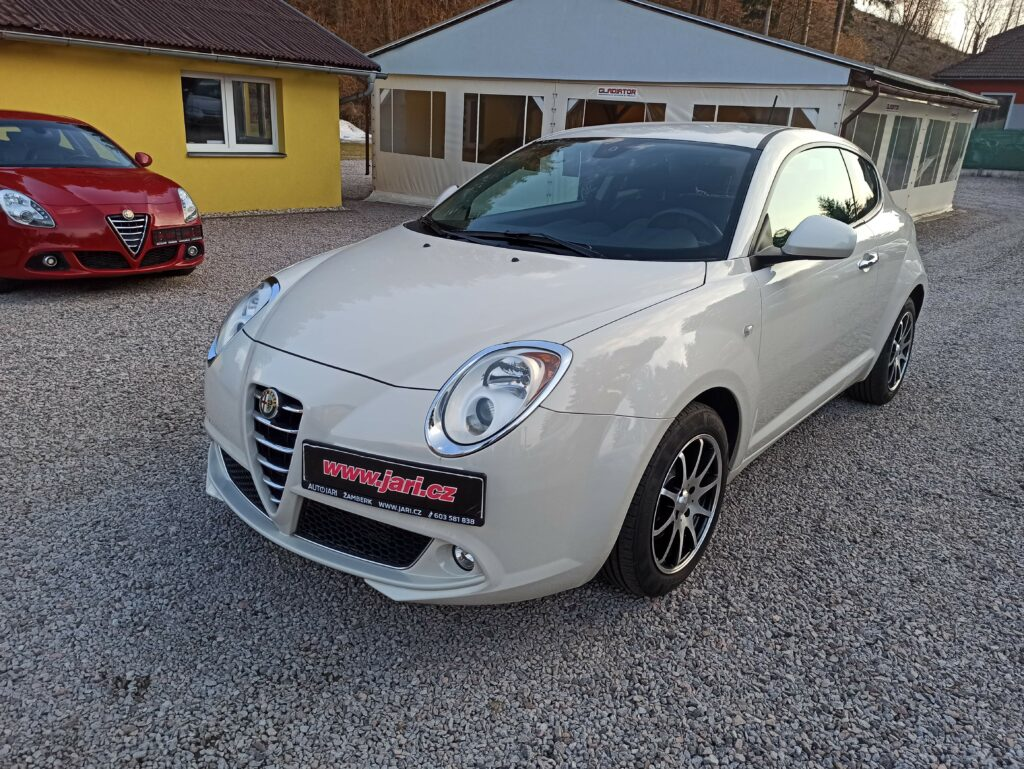 Alfa Romeo Mito