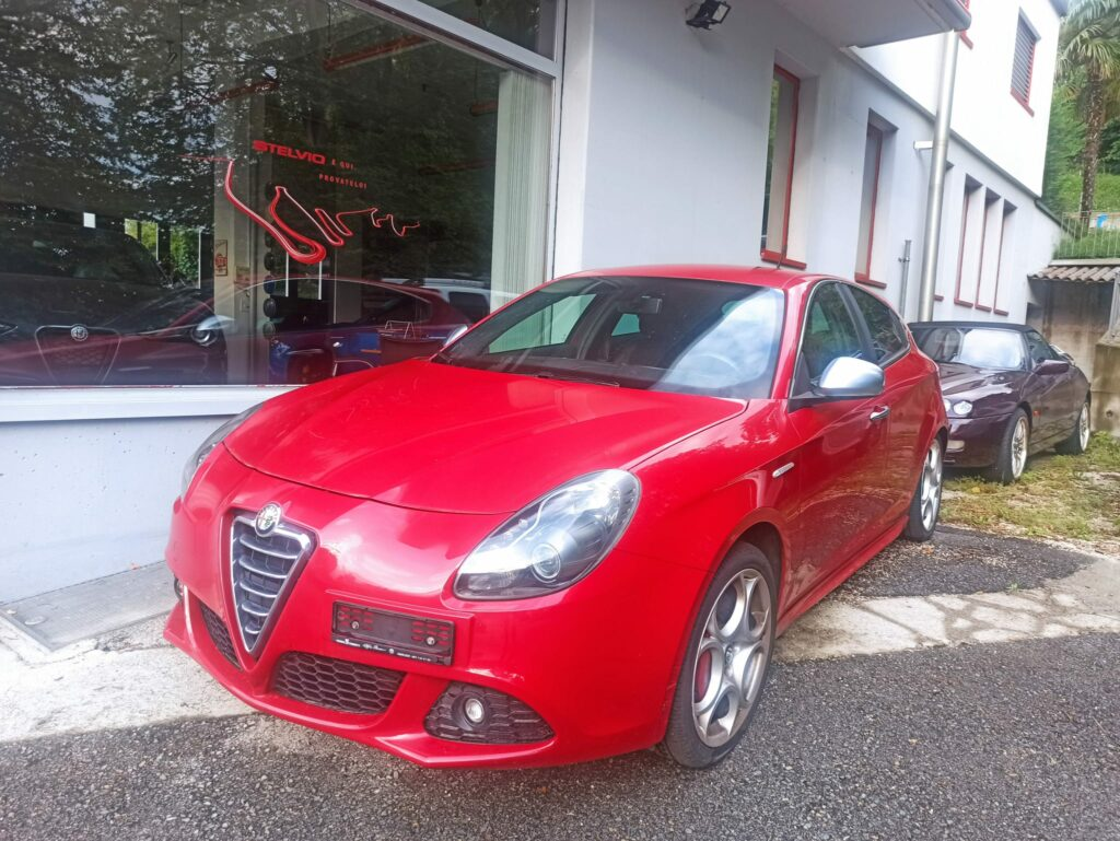 Alfa Romeo Gulietta 1.4 T