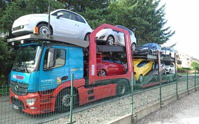 Dovezeme auta ze Švýcarska – srpen 2021